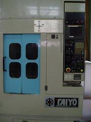 IGV-1NT 立形複合研削盤 内研軸+外研軸